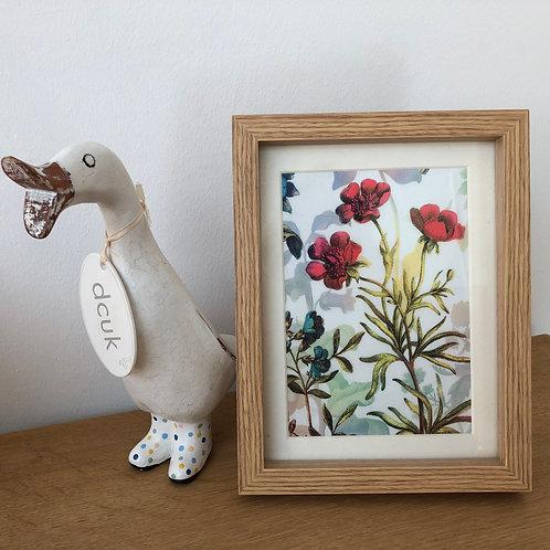 Silk Print Picture