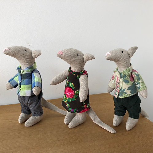 Maggie's Muggle Mice