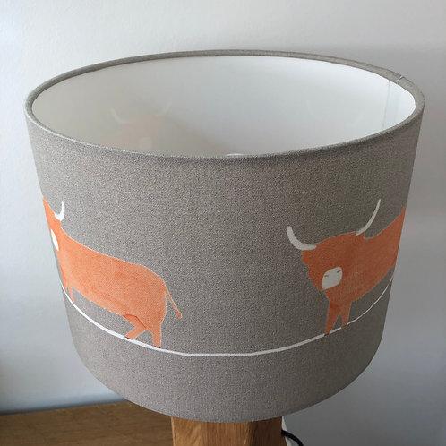 Highland Cow Shade