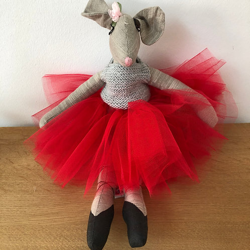 Large Mouse Ballerina