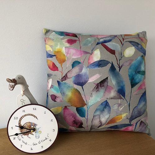 Voyage Print Cushion Cover