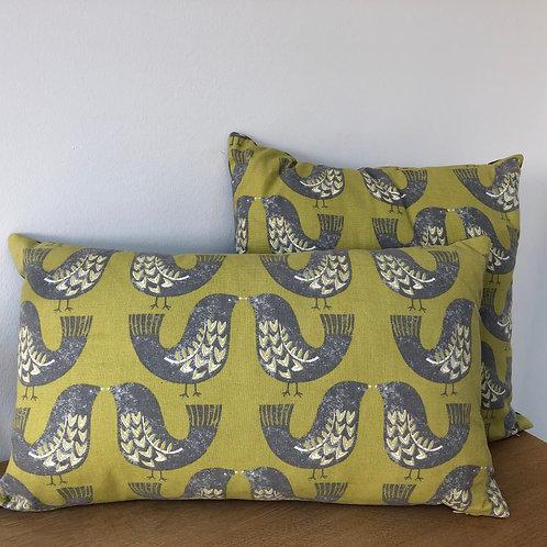 2 Scandi Cushion Covers
