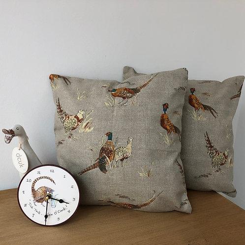 Pheasant Cushion Covers