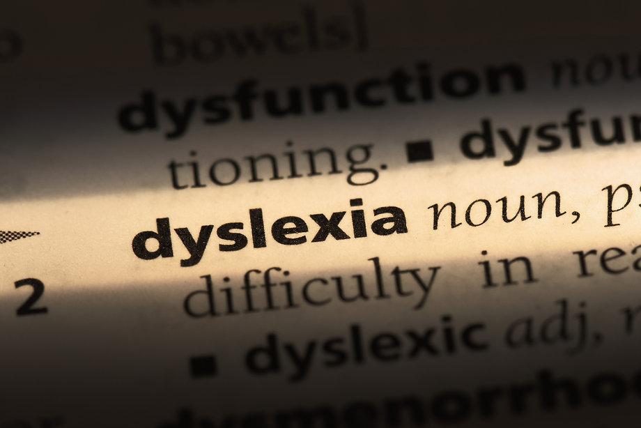 Help for dyslexia Pauline Shannn