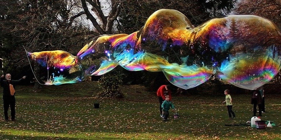 The Beautiful Bubble Show