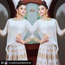 Thank you  _urvashirautelaforever with _
