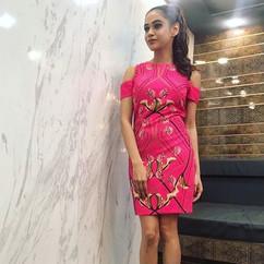 _shalmiaow in #intriprinti Hot Pink prin