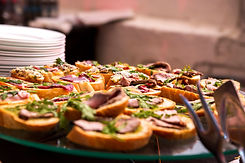 snacks on the table during a party.jpg
