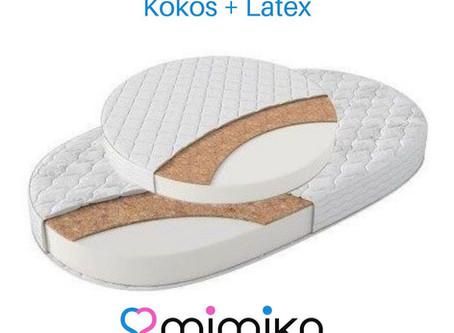 Matrace kokos+latex