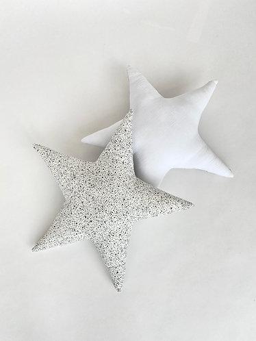 Hvězdíčka s mušelinu
