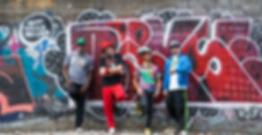 Old Skool Cleveland graffiti