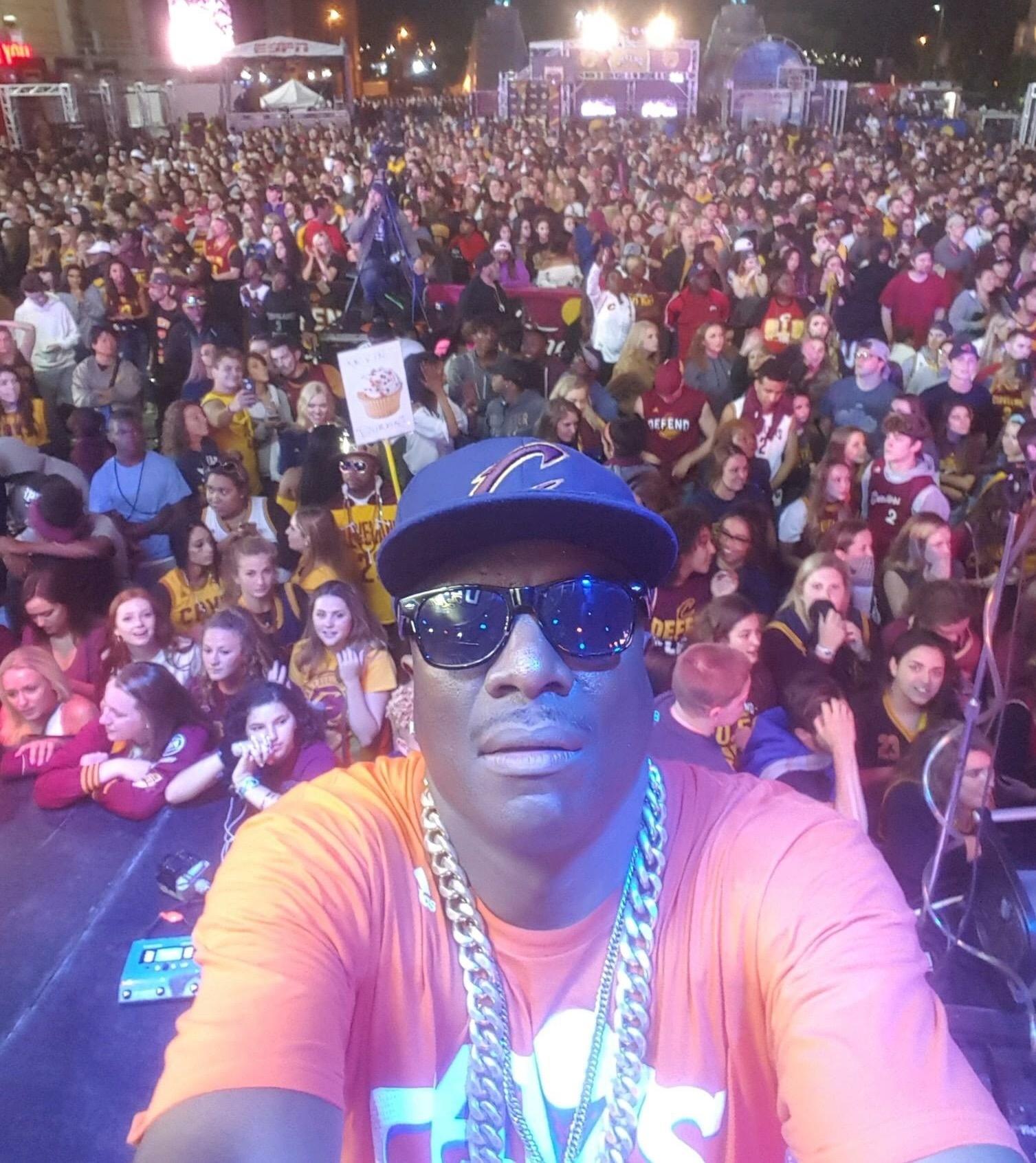 David - Cavs Fan Fest