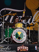 Tim Burris - Drummer for Old Skool