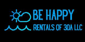 Transparent Be Happy logo.png