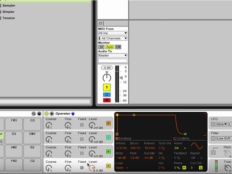 I don't need a new drum machine; I need to watch Robert Henke's tutorial on Operator a few times