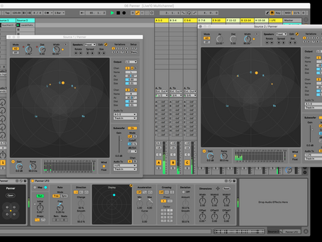 Multi-channel routing in Ableton Live made easier by Cycling 74