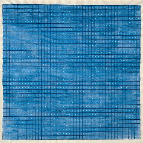 Agnes Martin, 'Summer' (1964)
