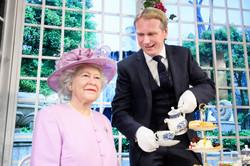 Daily Express, Madam Tussauds Royal