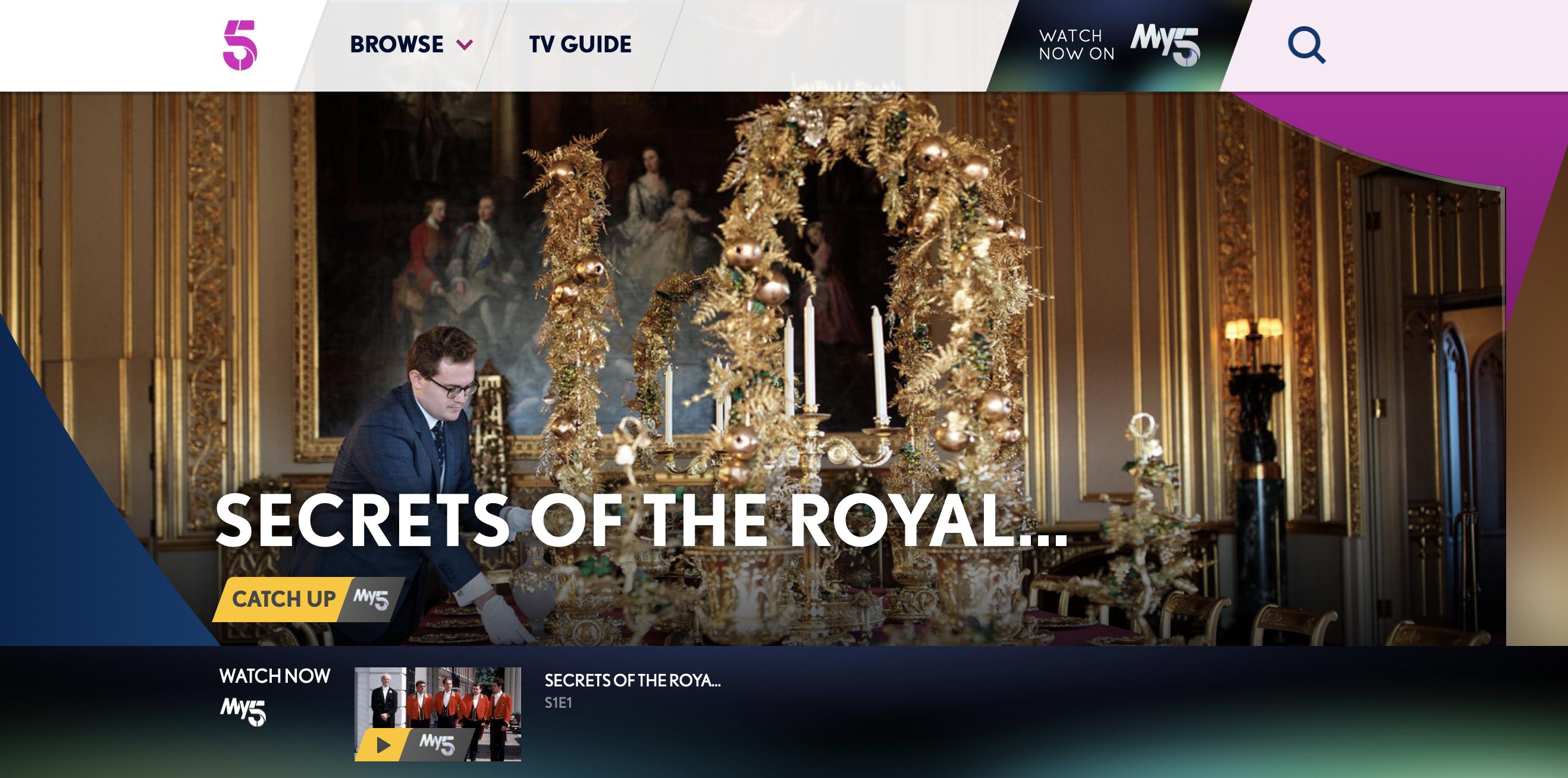 The Royal Servants