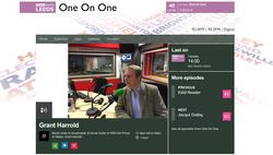The Royal Butler on BBC Radio Leeds