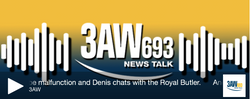 3AW Denis Walters