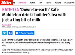 The Sun - Tea Etiquette