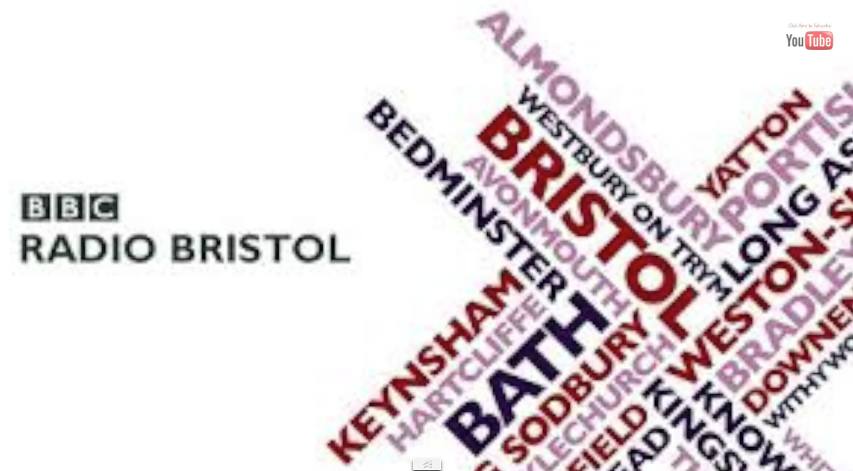 Grant Harrold on BBC Radio Bristol