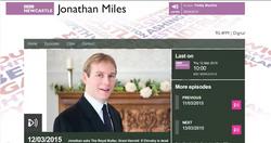 Grant Harrold on BBC Newcastle