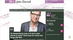 BBC Bristol wants Grants advice on shorts