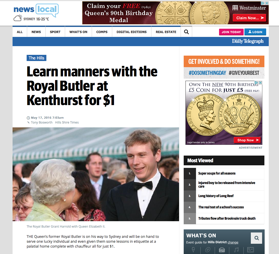 Australia's News Local