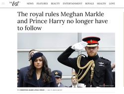 The List - Royal Etiquette
