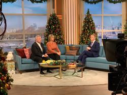 ITV This Morning - Grant Harrold