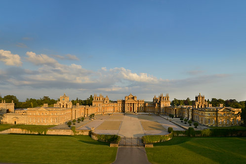 Blenheim Palace 10 Day Butler Course