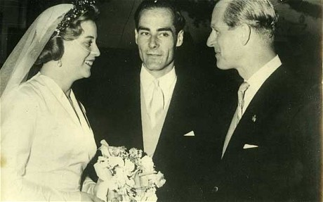 HRH's Parents and Great Uncle