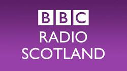 Grant Harrold on BBC Radio Scotland