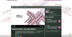 BBC Oxford chats to Grant Harrold