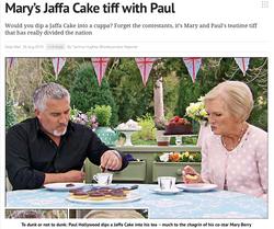 Great British Bake Off Debate
