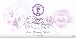 A Royal Invitation from GMB