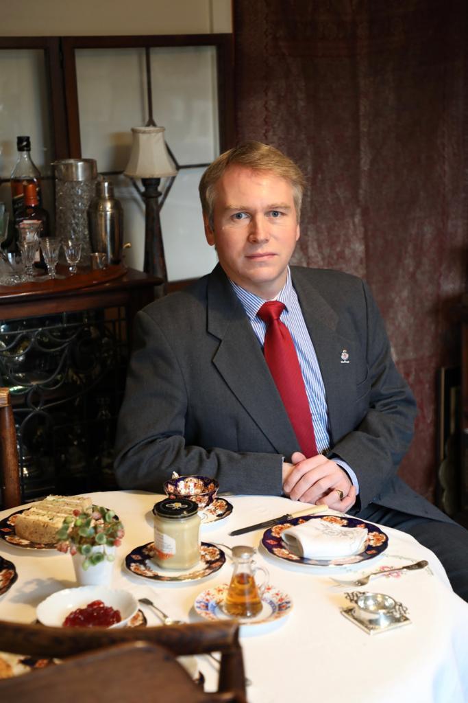Royal Afternoon Tea Class