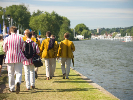 Etiquette of Henley Royal Regatta