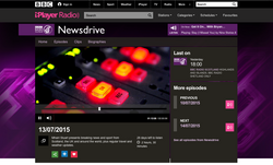 Grant chats to BBC Radio Scotland