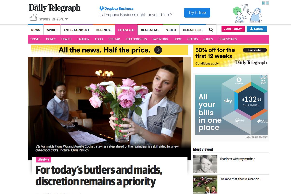 Daily Telegraph Australia