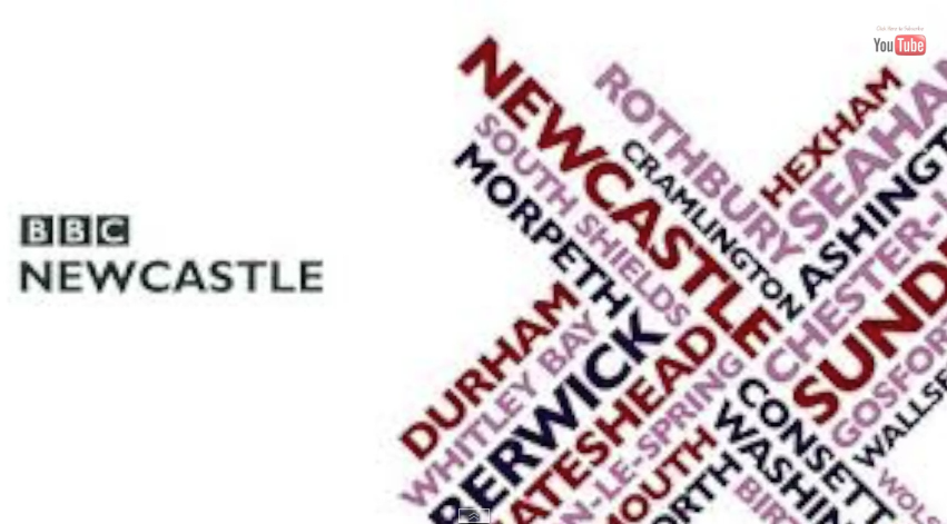 Grant Harrold on BBC Radio Newcastle
