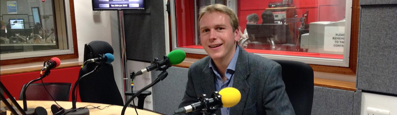 Radio Humberside & Grant Harrold
