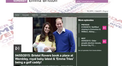 The Royal Butler on BBC Somerset
