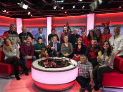BBC One. The Breakfast Show