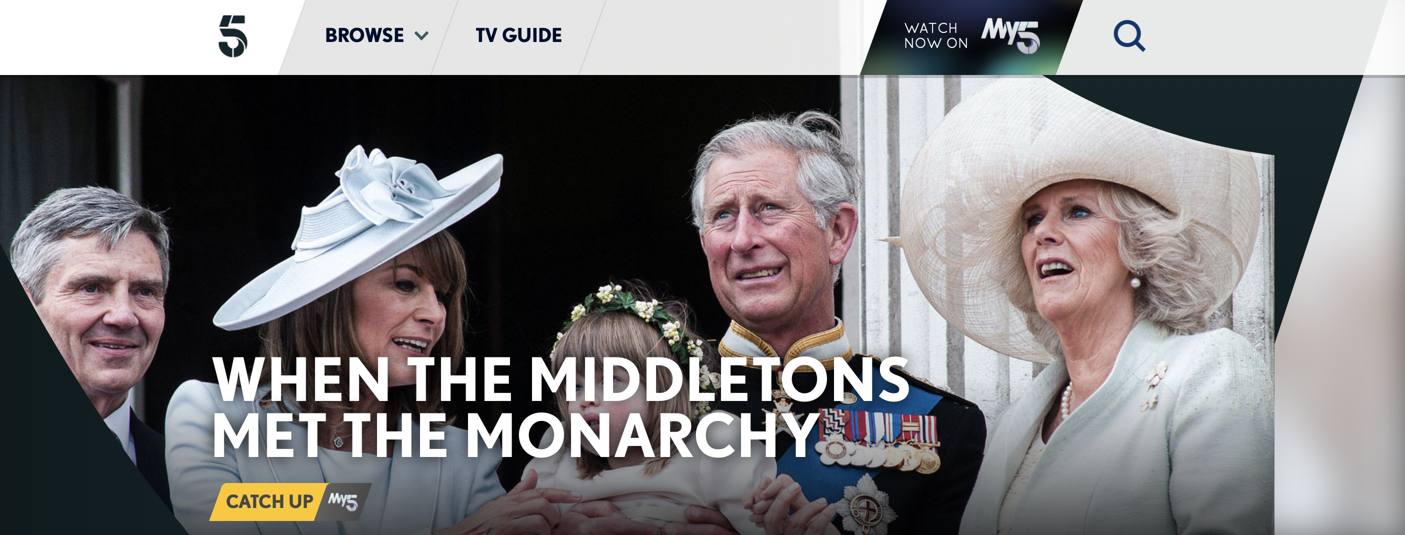 When The Middletons Met The Monarchy