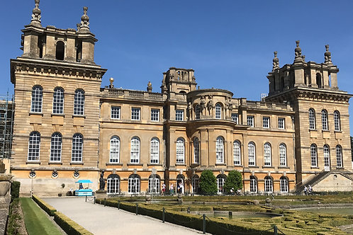 Blenheim Palace 5 Day Butler Course