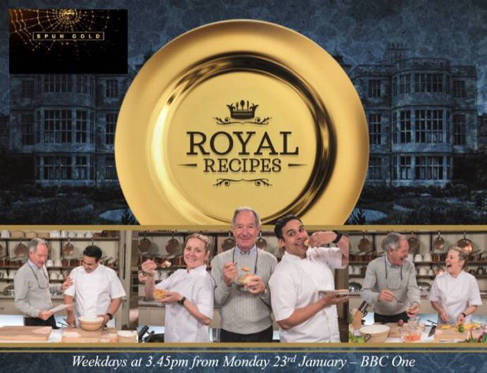 Royal Recipes BBC One
