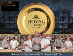 BBC One Royal Recipes